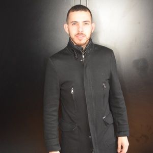 5c724078c Winter coat Zara men